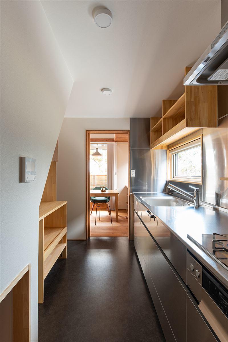 公園を独り占めできる2階リビングの家 竣工写真_b0349892_11513585.jpg