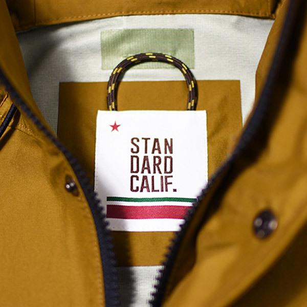 【DELIVERY】 STANDARD CALIFORNIA - Three-Layer Field Hood Coat_a0076701_15512869.jpg