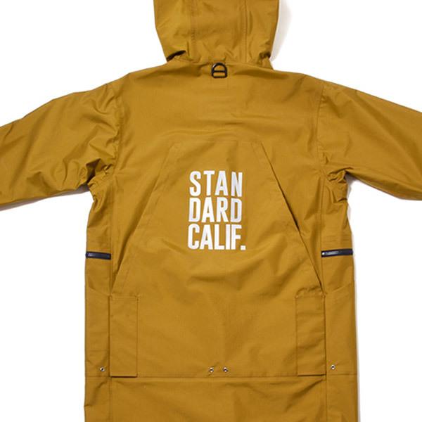 【DELIVERY】 STANDARD CALIFORNIA - Three-Layer Field Hood Coat_a0076701_15521022.jpg