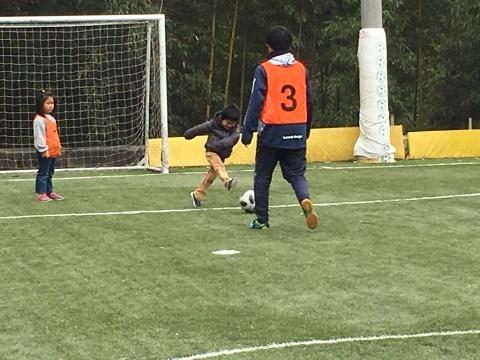 ゆるUNO 2/1(土) at UNOフットボールファーム_a0059812_17271184.jpg