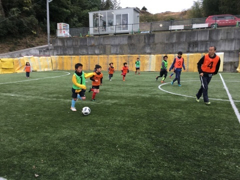 ゆるUNO 2/1(土) at UNOフットボールファーム_a0059812_17272001.jpg