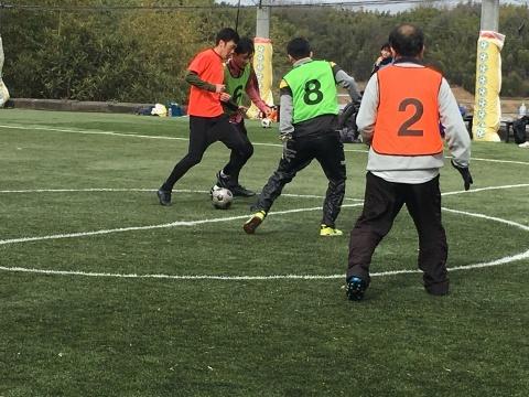 ゆるUNO 2/1(土) at UNOフットボールファーム_a0059812_17302658.jpg