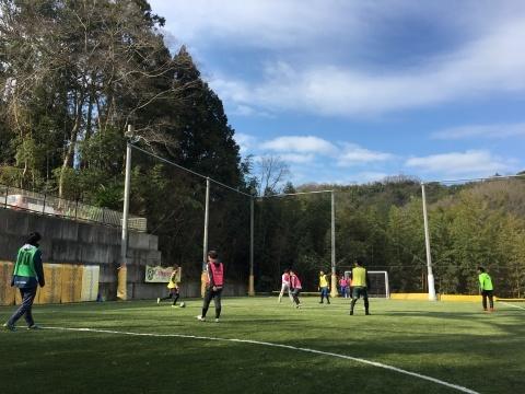 ゆるUNO 2/2(日) at UNOフットボールファーム_a0059812_17515379.jpg