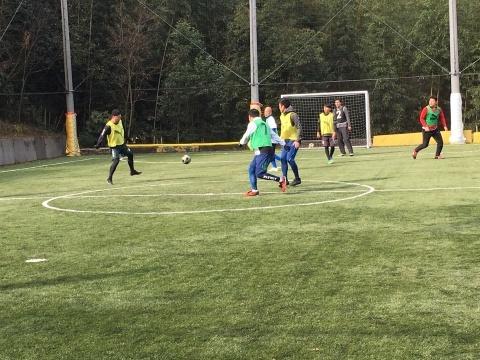 ゆるUNO 2/2(日) at UNOフットボールファーム_a0059812_17520320.jpg