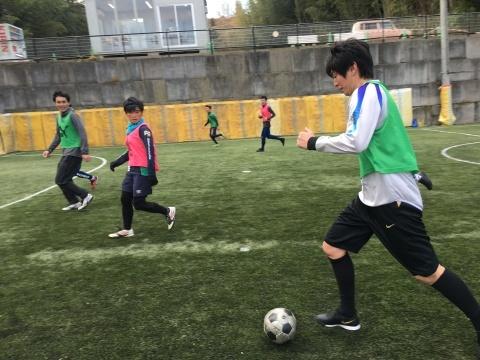 ゆるUNO 2/2(日) at UNOフットボールファーム_a0059812_17520750.jpg