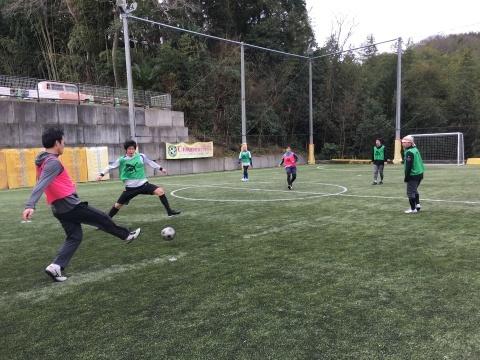 ゆるUNO 2/2(日) at UNOフットボールファーム_a0059812_17521152.jpg