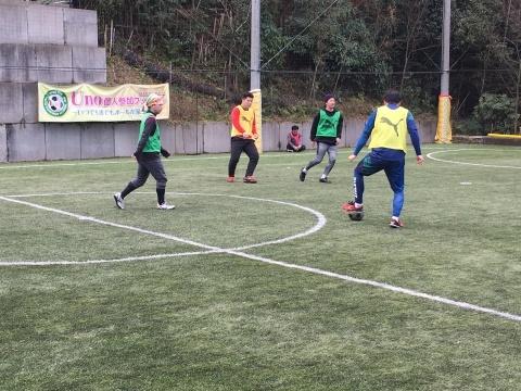 ゆるUNO 2/2(日) at UNOフットボールファーム_a0059812_17521591.jpg
