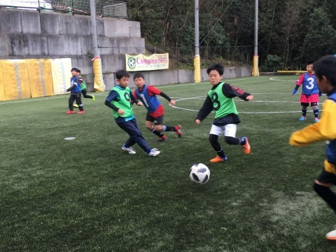 ゆるUNO 2/2(日) at UNOフットボールファーム_a0059812_17535781.jpg