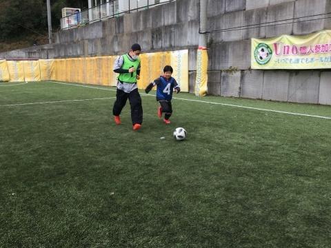 ゆるUNO 2/2(日) at UNOフットボールファーム_a0059812_17540361.jpg