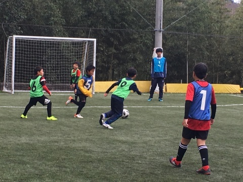 ゆるUNO 2/2(日) at UNOフットボールファーム_a0059812_17541114.jpg
