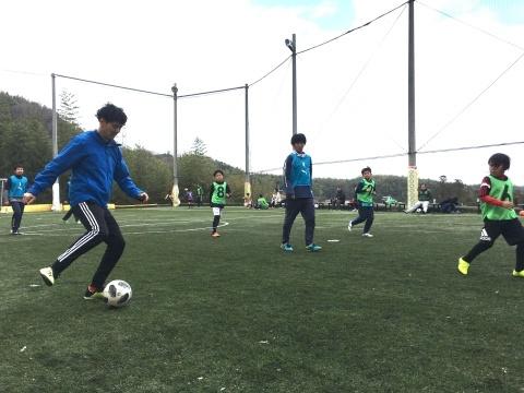 ゆるUNO 2/2(日) at UNOフットボールファーム_a0059812_17541408.jpg