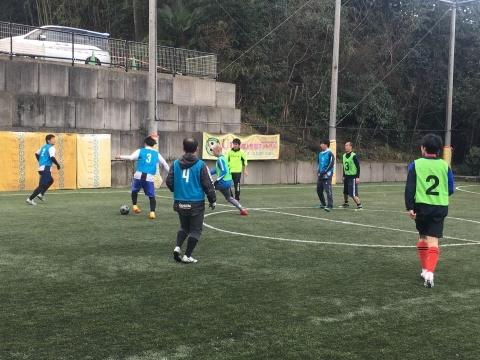 ゆるUNO 2/2(日) at UNOフットボールファーム_a0059812_18025782.jpg