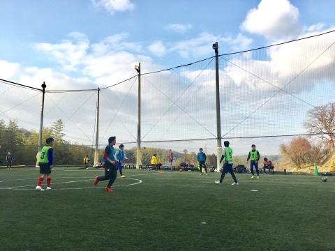ゆるUNO 2/2(日) at UNOフットボールファーム_a0059812_18033144.jpg