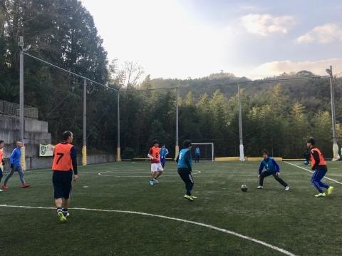 ゆるUNO 2/2(日) at UNOフットボールファーム_a0059812_18034342.jpg