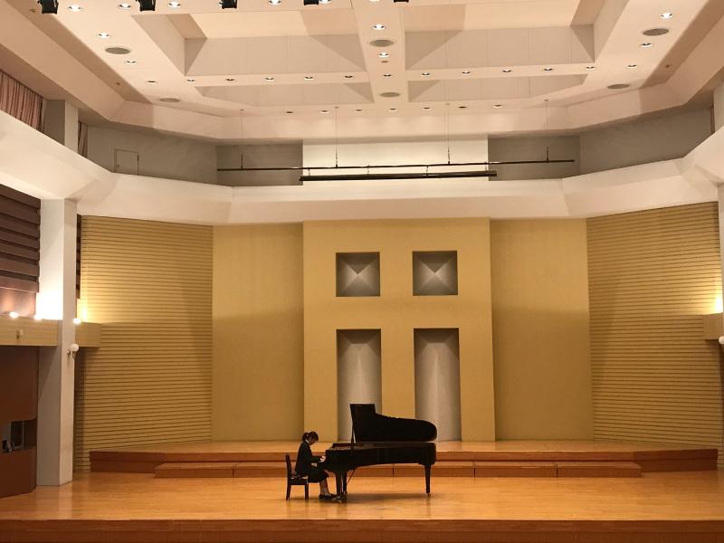 普通科音楽コース3年生、ピアノ卒業試験でした!_d0016622_11343853.jpg