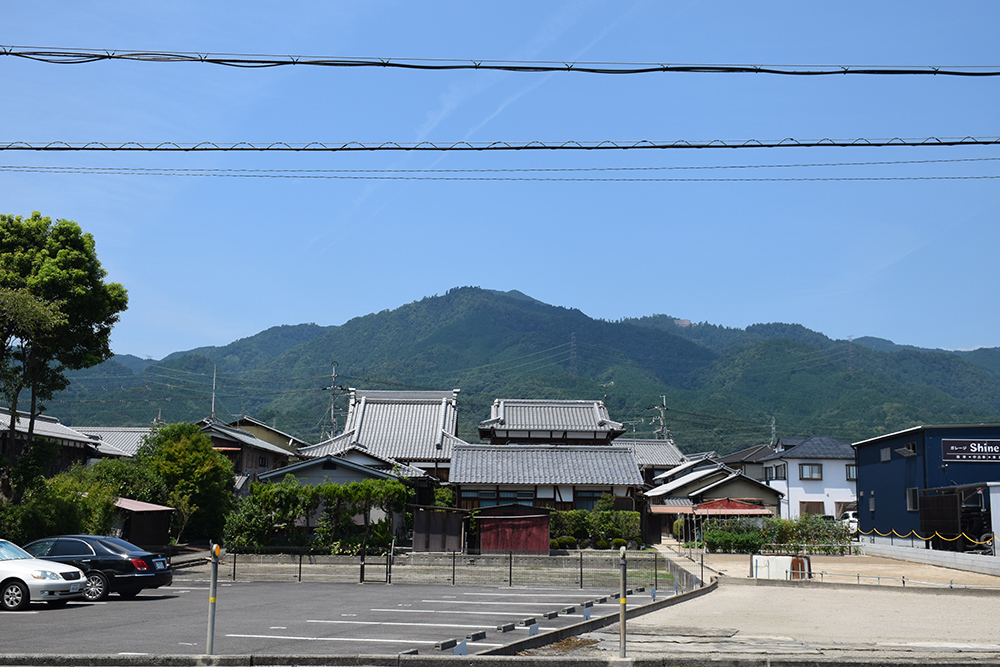 近江坂本城跡を歩く。 その1 <坂本城址公園>_e0158128_22524480.jpg