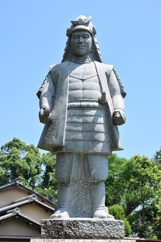 近江坂本城跡を歩く。 その1 <坂本城址公園>_e0158128_22574684.jpg