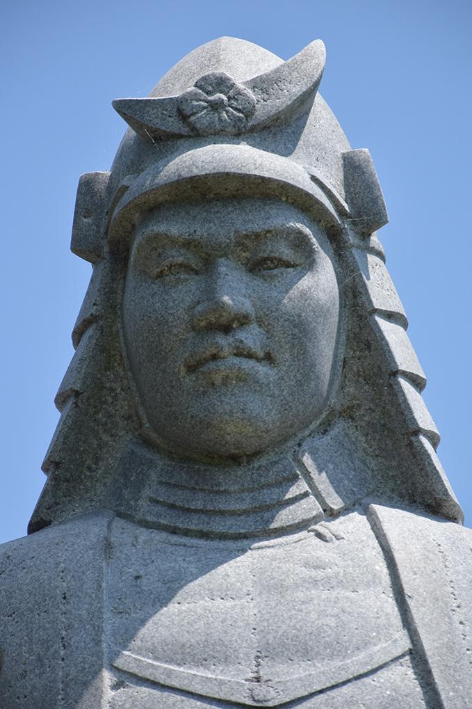 近江坂本城跡を歩く。 その1 <坂本城址公園>_e0158128_22574969.jpg