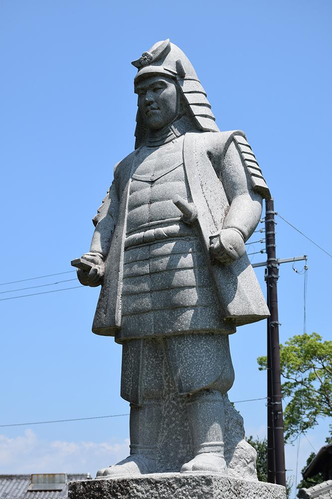近江坂本城跡を歩く。 その1 <坂本城址公園>_e0158128_22575380.jpg