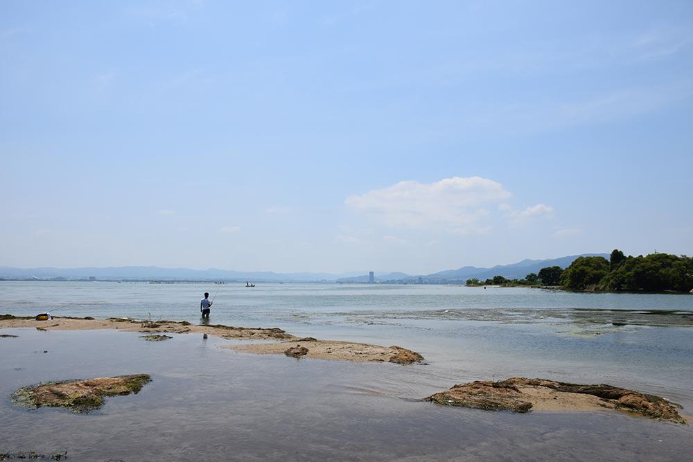 近江坂本城跡を歩く。 その1 <坂本城址公園>_e0158128_23232138.jpg