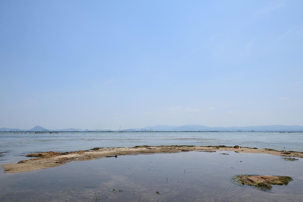 近江坂本城跡を歩く。 その1 <坂本城址公園>_e0158128_23232530.jpg