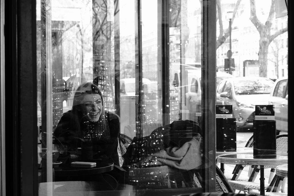 2020/01/23  パリ カフェにて_f0050534_07362996.jpg