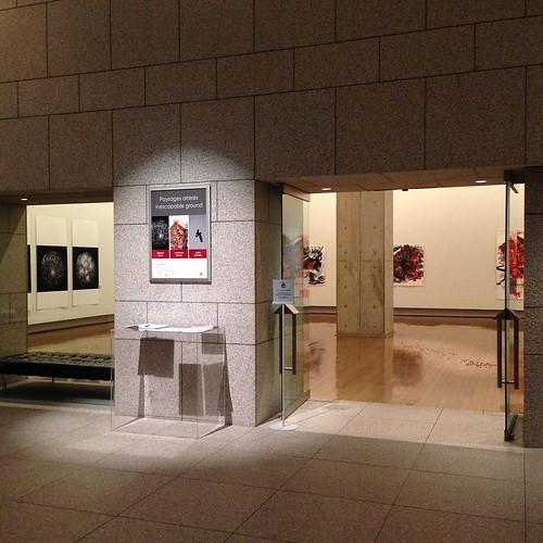 『変容する景色』@カナダ大使館高円宮記念ギャラリー_c0060143_14421517.jpg