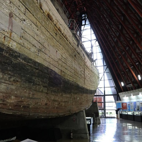 建造から70年。第五福竜丸の歴史と今が興味深い_c0060143_14484680.jpg