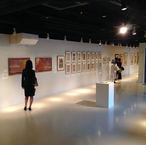 並ばずに観られるもうひとつのミュシャ展@青山アートスクエア_c0060143_15223622.jpg