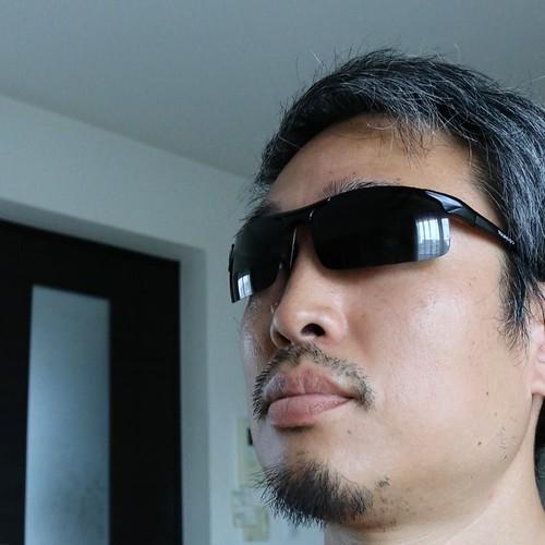【AD】走るとき用のサングラスが欲しかったので_c0060143_16100199.jpg