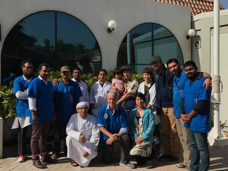 ドバイ ファルコン ホスピタルに獣医研修にいってきます。Dubai Falcon Hospital_c0132048_12283916.jpeg