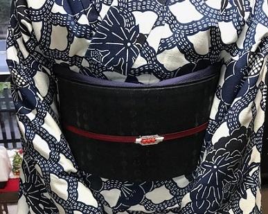 姉妹でご来店のお客様・浦野理一着物・大島紬。_f0181251_19115098.jpg