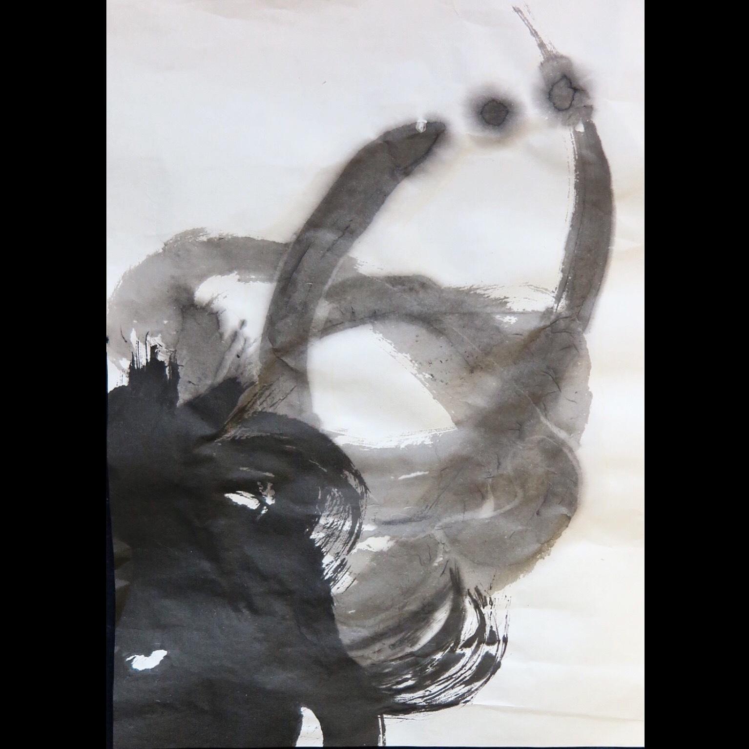 心象の風景  大和言葉・萬葉集を描く (奈良に生かされて)_f0389753_11094469.jpeg