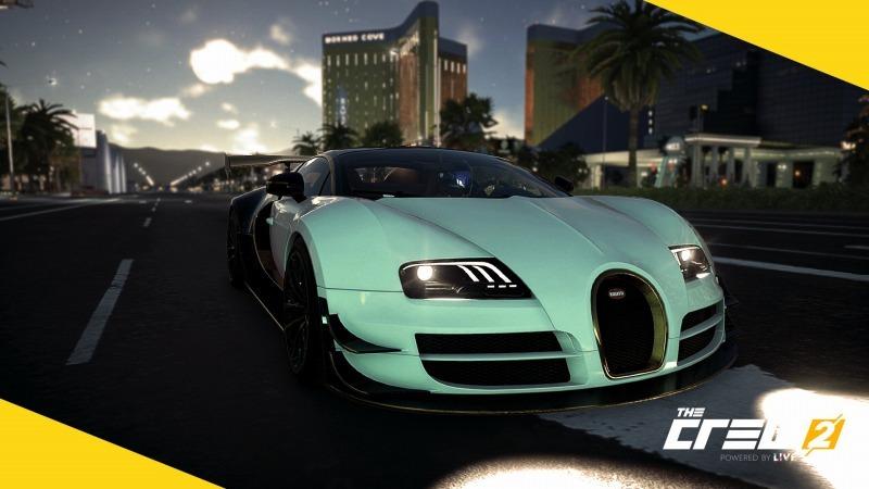 ゲーム「THE CREW2 Veyron Edition One ゲットしてやったぜぇぇぇええ!!!! & New Yorkの記録更新しました」_b0362459_20242482.jpg