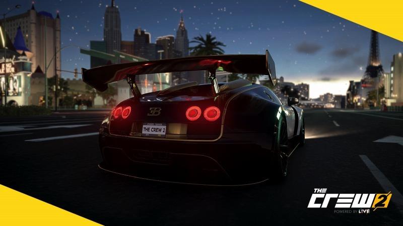 ゲーム「THE CREW2 Veyron Edition One ゲットしてやったぜぇぇぇええ!!!! & New Yorkの記録更新しました」_b0362459_20262416.jpg