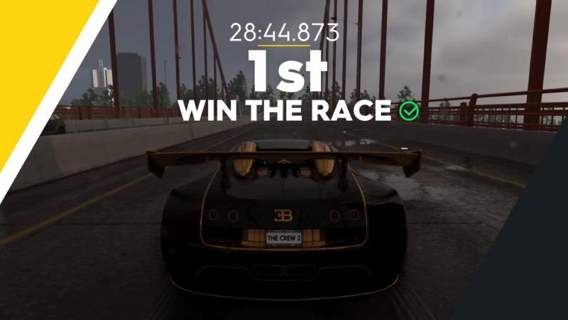 ゲーム「THE CREW2 Veyron Edition One ゲットしてやったぜぇぇぇええ!!!! & New Yorkの記録更新しました」_b0362459_20492753.jpg