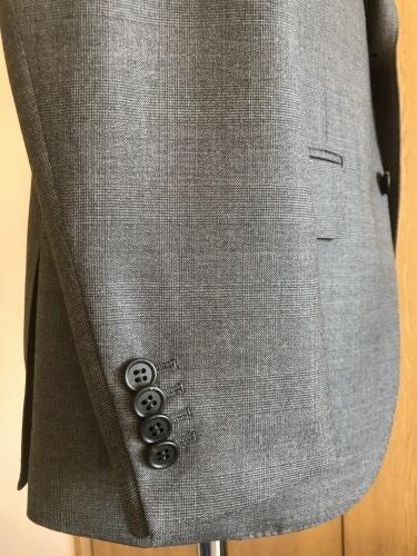 〜仕立て映えのするスーツ〜 「HARRISONS」PREMIER CRU 編_c0177259_20563359.jpeg