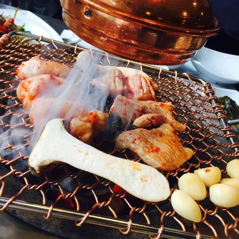 ソウル旅行 24 何度でも食べたい絶品ホルモン「オバルタン」_f0054260_17105846.jpg