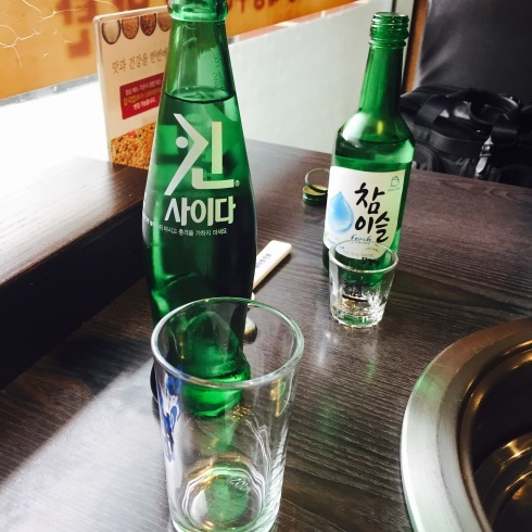 ソウル旅行 24 何度でも食べたい絶品ホルモン「オバルタン」_f0054260_17121787.jpg