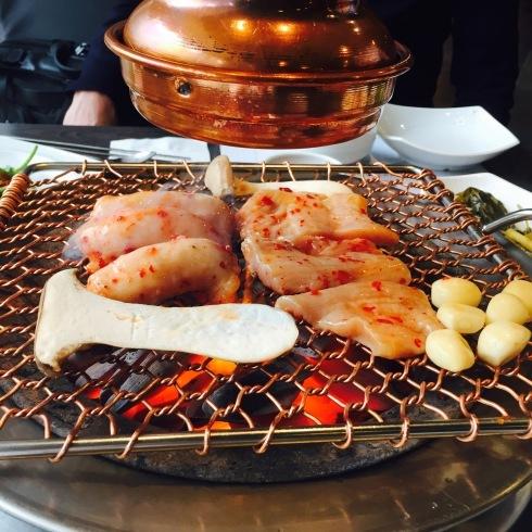 ソウル旅行 24 何度でも食べたい絶品ホルモン「オバルタン」_f0054260_17134721.jpg