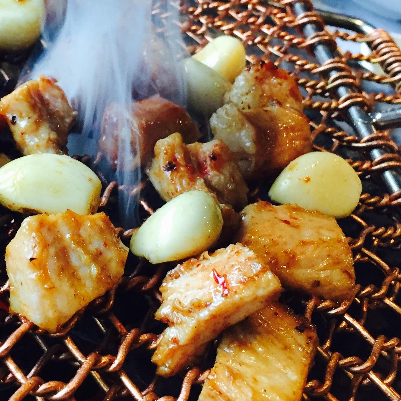 ソウル旅行 24 何度でも食べたい絶品ホルモン「オバルタン」_f0054260_17154067.jpg