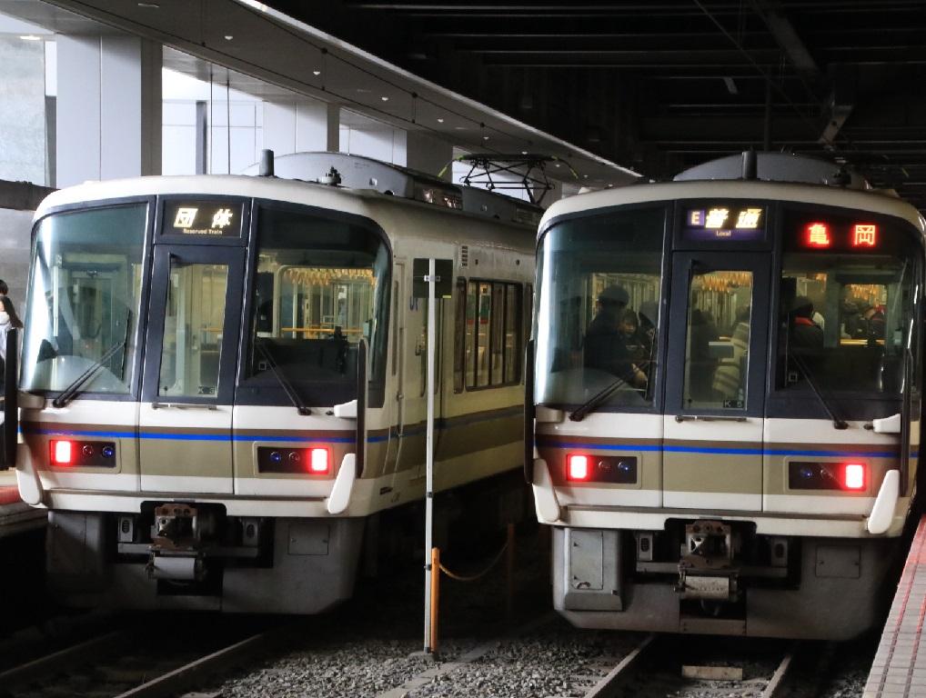 京都鉄道博物館 幕末維新号を見るプチ旅行の旅_d0202264_13183572.jpg