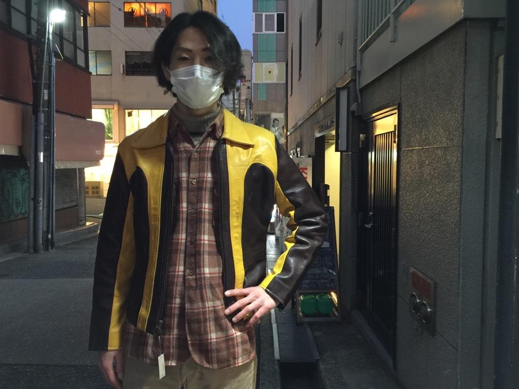 マグネッツ神戸店 2/8(土)Superior入荷! #2 Leahter Item!!!_c0078587_18002631.jpg