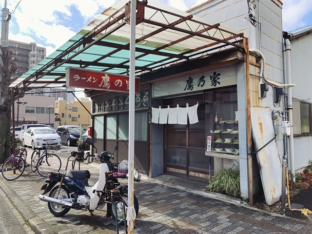[沼津]鷹の家:昭和の黄色いカレーの美味しさに感激!_d0144092_17084305.jpg