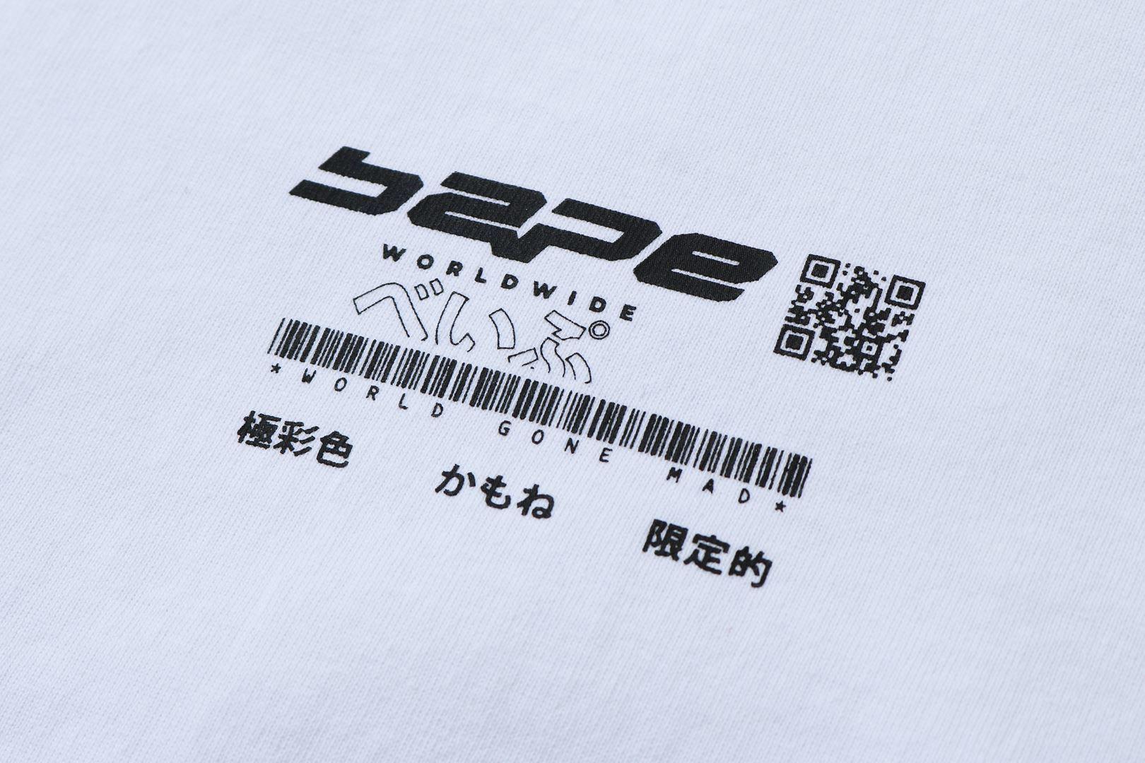 BAPE® ID L/S TEE_a0174495_13162039.jpg