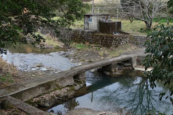 まだまだ冷たい川の水_b0145296_08545648.jpg