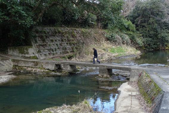 まだまだ冷たい川の水_b0145296_08545967.jpg