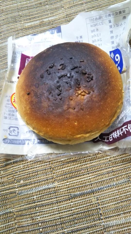 ブランのダブルクリームパン_f0076001_22143833.jpg
