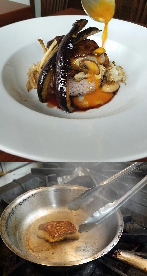 2月のプレミアムランチ「究極のフォラグラ丼」 _f0194104_15145270.jpg