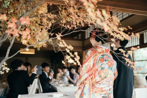 【ウェディング】古民家で「実りの秋」wedding_f0201310_15420387.jpg